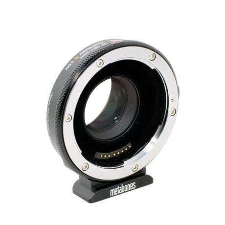 Metabones Canon EF to Micro 4/3 Bk Matt Image 1