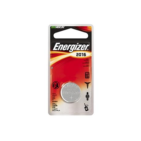Energizer CR 2016 Lithium Battery Image 1