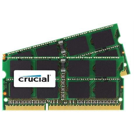 Crucial SODIMM DDR3 1066MHz 4GB (2x 2GB) Image 1