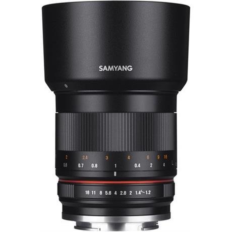 Samyang 50mm F1.2 CSC - Sony E Image 1