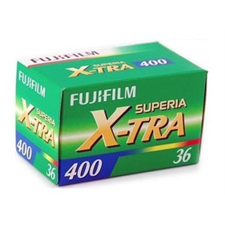 Fujifilm Superia 400 35mm 36 exp Image 1