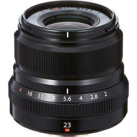 Fujifilm Fujinon XF 23mm F/2.0 R Black