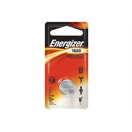 Energizer CR 1620 Lithium Battery Image 1