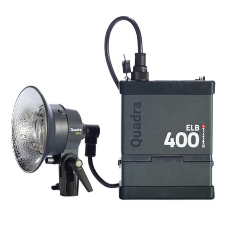 Elinchrom ELB 400 One Head HS To Go Set Image 1