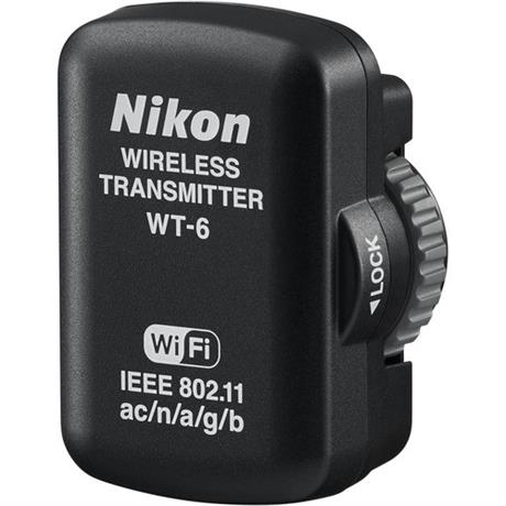 WT-6 wireless transmitter for Nikon D Series camera Image 1