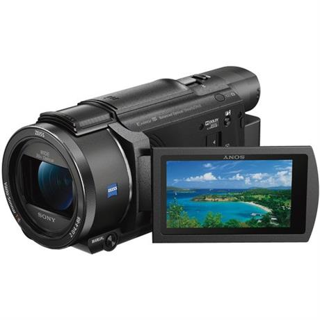 Sony FDR-AX53 4k Camcorder Image 1