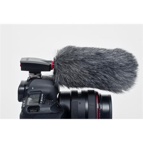 SmartMyk Windshield for MyMyk Microphone