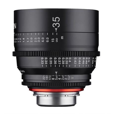 Samyang XEEN 35mm T1.5 Cine - PL Image 1