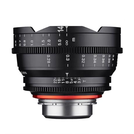 Samyang XEEN 14mm T3.1 Cine Lens - Canon Fit Image 1