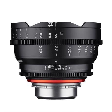Samyang XEEN 14mm T3.1 CINE - PL Image 1