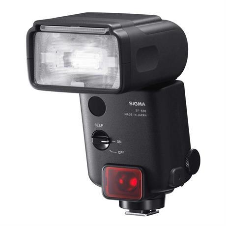 Sigma Electronic Flash EF-630 - Nikon Image 1