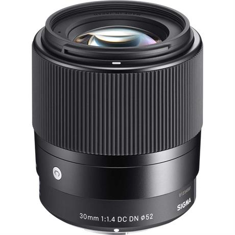 Sigma 30mm f/1.4 DC DN Contemporary - Sony E-mount Image 1