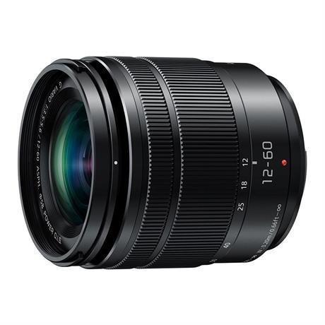 Panasonic Lumix G Vario 12-60mm lens f/3.5-5.6 ASPH POWER O.I.S. Image 1