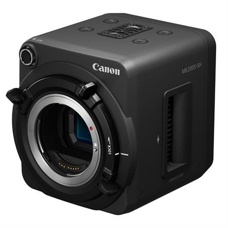 Canon ME200S-SH Video Camera Image 1