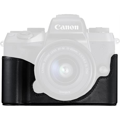 Canon EH29-CJ Black Body Jacket for the EOS M5 Image 1