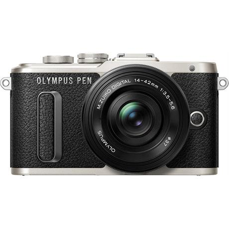 Olympus E-PL8 with 14-42 EZ Kit Front
