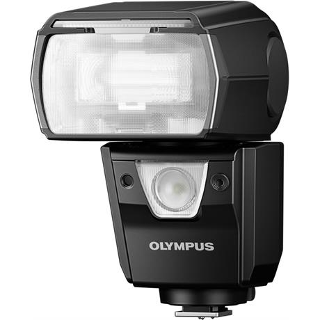 Olympus FL-900R Wireless Flash Front Angle