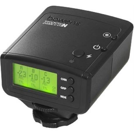 Bowens Generation X XMTR Remote Canon Front Angle