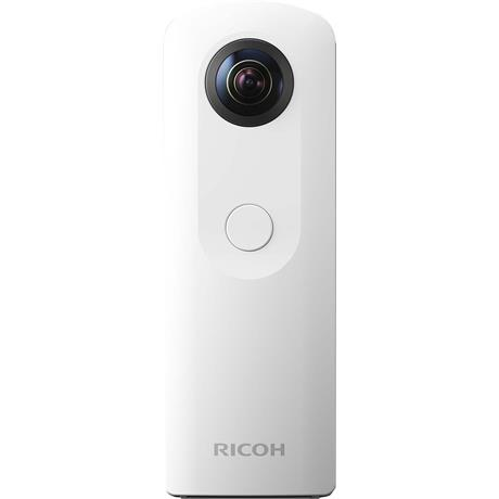 Ricoh Theta SC 360 Camera - White Image 1