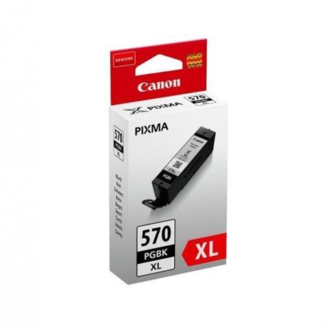 Canon PGI-570PGBK XL Ink Cartridge for Pixma MG6800 Image 1