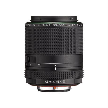 HD Pentax-DA 55-300mm f/4.5-6.3 ED PLM WR RE Telephoto Zoom Lens Image 1