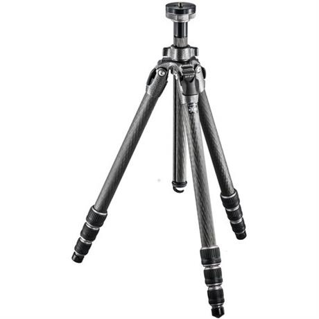 Featuring Carbon eXact tubing making the tripod more rigid and stronger than ever.