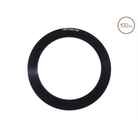 LEE Filters 100mm System 77mm Adaptor Ring  Image 1
