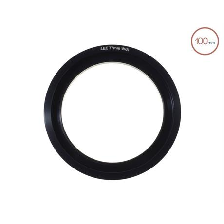 LEE Filters 100mm System 77mm Wide Angle Adaptor Ring  Image 1
