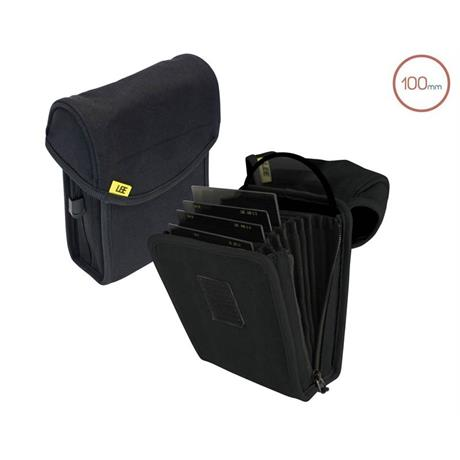 LEE Filters 100mm System Field Pouch - Black  Image 1