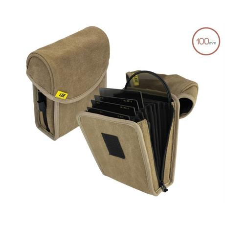 LEE Filters 100mm System Field Pouch - Sand Image 1