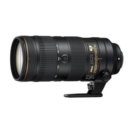 Nikon AF-S Nikkor 70-200mm f/2.8E FL ED VR Telephoto Zoom Lens Image 1