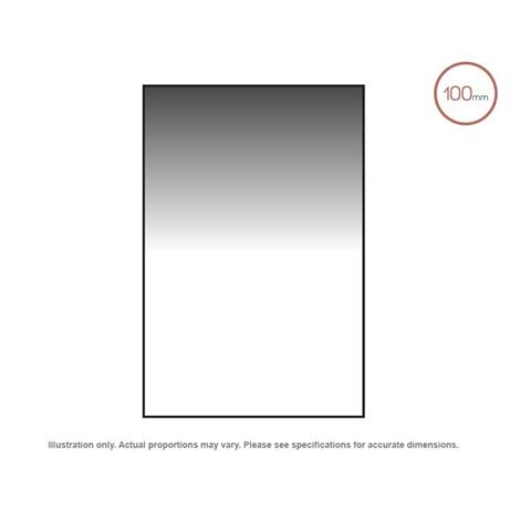 LEE Filters 100mm System 0.9 Neutral Density Grad Hard Filter Image 1