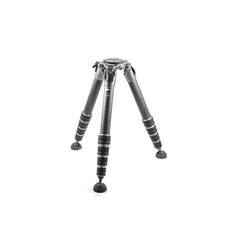 GT4553S 5 Section Series 4 Systematic Carbon Fibre Tripod