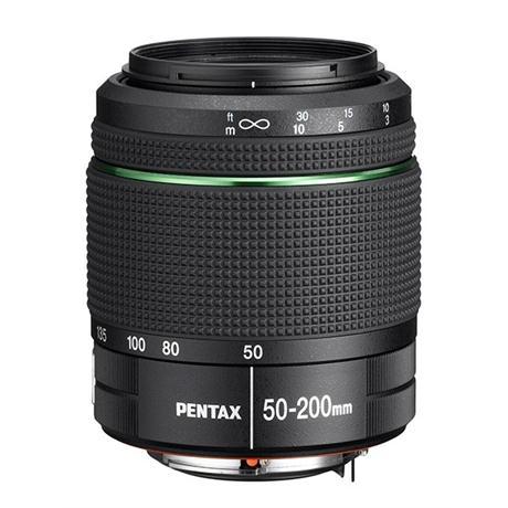 SMC Pentax-DA 50-200mm f/4-5.6 ED WR Telephoto Zoom Lens Image 1