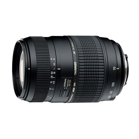 Tamron AF 70-300mm f/4-5.6 Di LD Macro 1:2 Lens - Canon Fit Image 1