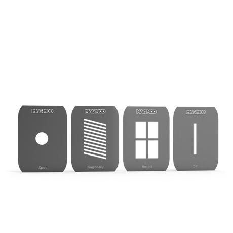 MagMod MagMasks Standard Gobo Set Image 1
