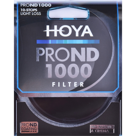 Pro ND 1000 72mm Filter (10 Stops)