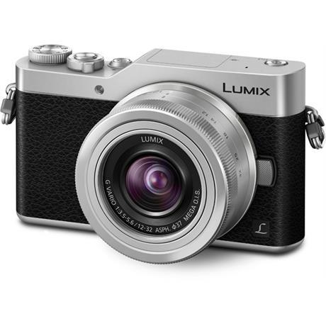 Panasonic GX800 12-32mm Camera Silver - EX DEMO Image 1