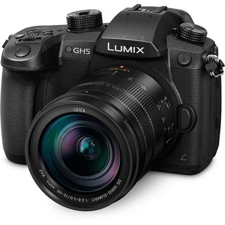 Panasonic Lumix GH5 Leica 12-60 Kit Angle