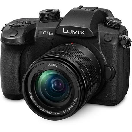Panasonic Lumix GH5 Lumix 12-60 Kit Angle