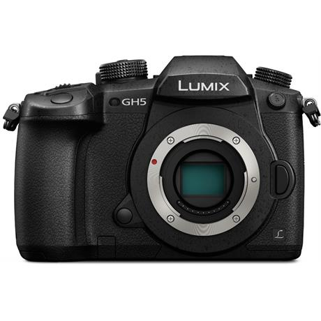 Panasonic Lumix GH5 Mirrorless Camera Body Image 1