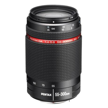 pentax hd ed lens