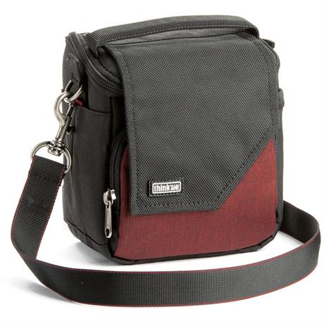 Mirrorless Mover 10 Deep Red Shoulder Bag