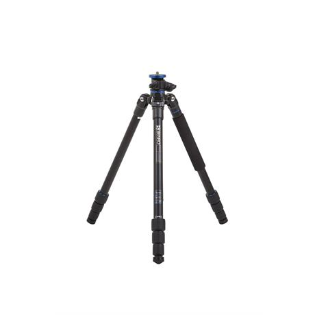 FGP18A GoPlus 4 Section Series 1 Aluminium Travel Tripod