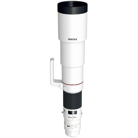 HD Pentax-DA 560mm f/5.6 ED AW Super Telephoto Lens Image 1