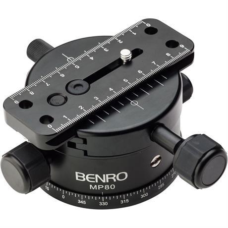 Benro Geared Macro Head Image 1
