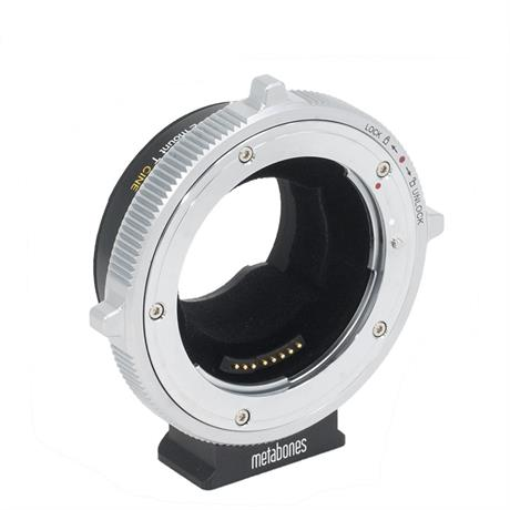 Metabones Canon EF Lens to Sony E Mount T Cine Smart Adapter Image 1