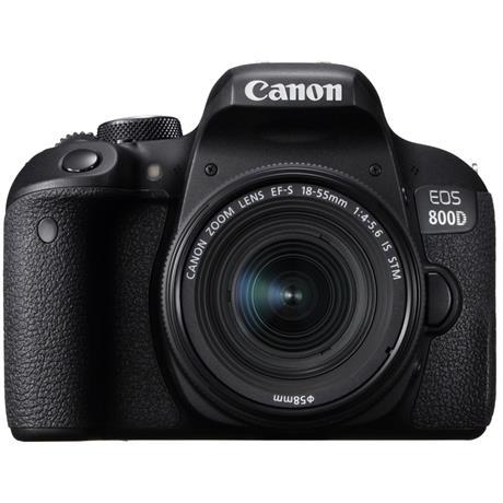 Canon EOS 800D 18-55 Kit Front