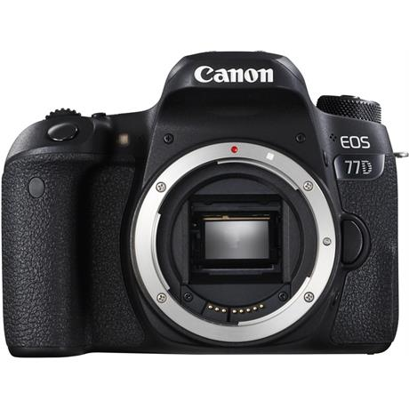 Canon EOS 77D Body Front