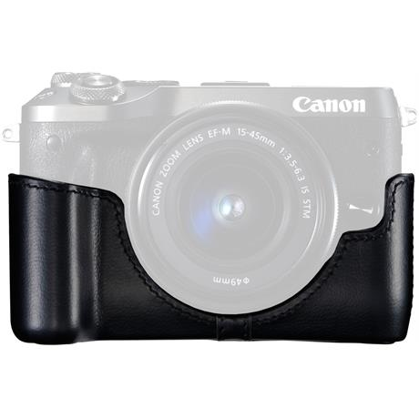 Canon EH30-CJ Black Body jacket for EOS M6 Image 1